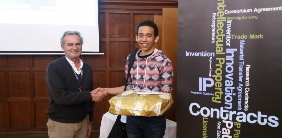 Winners of UCT's World IP Day Meme Competition announced